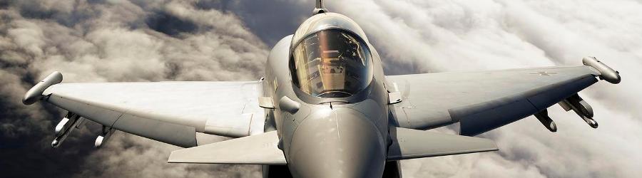 Aircraft EuroFighter