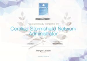 Trainig / Certificates CCNA