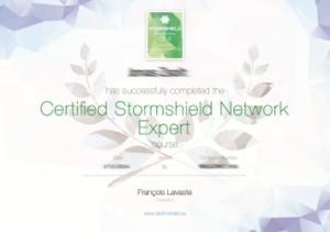 Trainig / Certificates CCNTS